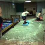 Flooding – Fun for the Kids Only! Fix your flooding basement in WNC.
